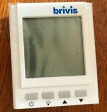 BRIVIS MANUAL DIGITAL ROOM THERMOSTAT CONTROL - PART# B022880