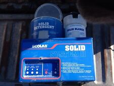 ecolab dispenser Soap Bleach Laundry Washing Washer