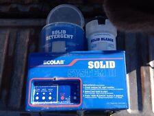 ecolab dispenser Soap Bleach Laundry Washing Washer