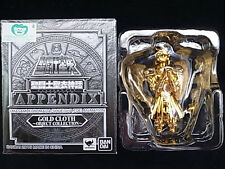 Bandai Saint Seiya Gold Cloth Appendix Object Collection Virgo Figure Limited JP