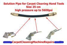 Tubo De Manguera o solución para Máquina de Limpieza de Alfombras herramientas de mano de alta presión