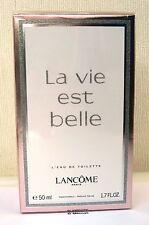 Lancome La Vie Est Belle 50ml - Eau De Toilette Spray - New - BNIB - Cellophaned