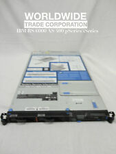 IBM 9115-505 pSeries, p5-505,1.9GHz 2-Core POWER5+, 32GB mem/73.4GB disk