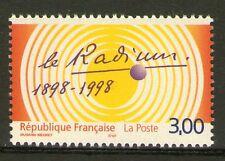TIMBRE 3210 NEUF XX LUXE - CENTENAIRE DE LA DECOUVERTE DU RADIUM