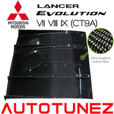 Carbon Fiber Rear Diffuser Lancer EVO 7 8 9 CT9A 4G63