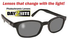 véritable lunettes KD's Day2Nite - les verres changent avec la lumière