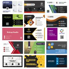 15 Business Cards Template , Editable, Photoshop, PSD, GIMP, Digital Download. ✨