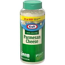 Kraft Grated Parmesan Cheese 24 oz