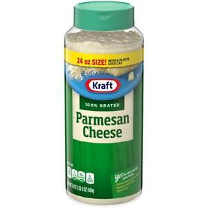 Kraft Grated Parmesan Cheese 24 oz