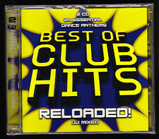 BEST OF CLUB HITS - RELOADED! - 24 DANCE ANTHEMS - NEW & SEALED 2 CD SET (2006)