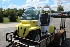 2005 GEM E2 E825 Electric Utility Golf Cart - Street Legal w/ New 12v Batteries
