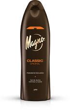 Magno Classic La Toja Shower GEL From Spain 2 X 550ml