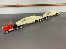A Smith Auto Models 1:50 Mack SuperLiner Belly Dump Doubles