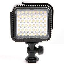 Illuminatore LED Videocamera Faretto 48 LED Canon Nikon Video Camera