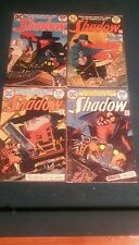 The Shadow (1973)  1-4, VG Denny O'Neil, Wrightson, DC Comics