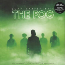 John Carpenter - The Fog Soundtrack OST Vinyl LP Green White Ltd Edition