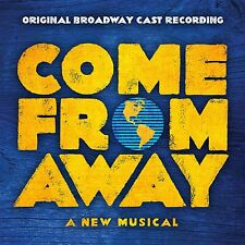 Come From Away - (Original Broadway Cast Recording) - SoundTrack Sale Audio CD!