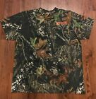 Russell Outdoors Mossy Oak Seminole Feed Camouflage T Shirt Brand New XL Rare
