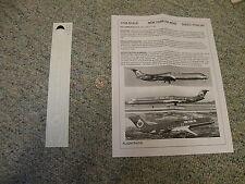Flightpath decals 1/144 FP44-344 New York Air MD80    N10