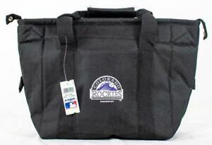 Colorado Rockies MLB Soft Sided Kolder 12-pack Cooler Bag