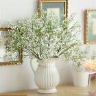 1x Head Romantic Baby's Breath Gypsophila Silk Flower Party Wedding Home Decor