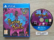Flipping Death  PS4 Game - 1st Class FREE POSTAGE