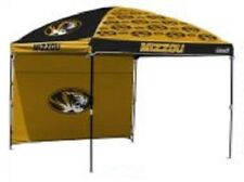Missouri Tigers NCAA Canopy Tent and Wall Tailgating Beach Picnic Flea Market