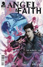 Angel & Faith Season 10 2014 1-9 Set Lot Buffy The Vampire Slayer Joss Whedon
