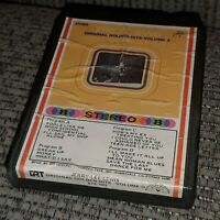 8-TRACK TAPE Jerry Lee Lewis Original Golden Hits Volume 2 vtg LATE NITE BARGAIN