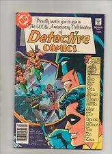 Detective Comics #500 - 500th Anniversary Celebration - (Grade 6.0) 1981
