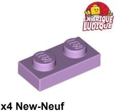20x LEGO ® 3023 1x2 Plaque Beige Sable Tan NEUF