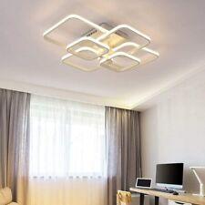 LED Acrylic Chandelier Lighting Ceiling Hanging Lamp Pendant Light Fixture