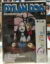 DYLAN DOG GRANDE RISTAMPA N.5  Ed. BONELLI SCONTO 15%