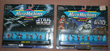 Galoob Micro Machines-Star Wars Rebel Pilots Figs.-Set of 2-95 & 96 Variants