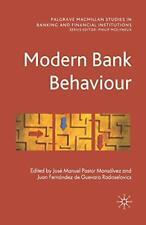 Modern Bank Behaviour, Radoselovics, Juan 9781349433698 Fast Free Shipping,,