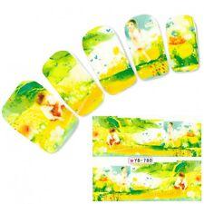 Nagel Sticker Nail Art Aufkleber Nägel Fuß Water Decal