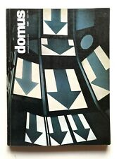 Domus n. 424 marzo 1965 Rivista Architettura Gio Ponti Kenzo Tange Sverre Fehn