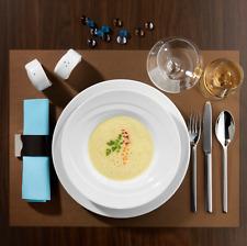 Seltmann Weiden Monaco 12 Tlg. Speiseservice 6 x Speiseteller 6 x Suppenteller
