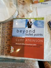 Beyons Bullet Points By Cliff Atkinson Microsoft Office Power Point