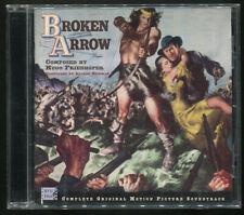 Broken Arrow (Complete Movie Soundtrack: Hugo Friedhofer, Alfred Newman)  CD