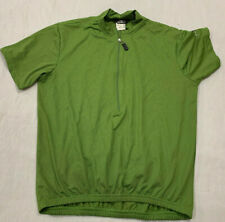 BELLWETHER MENS ATHLETIC CYCLING JERSEY SHIRT SIZE M