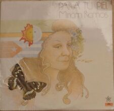 MIRIAM RAMOS -PARA TU PIEL- MEXICAN LP STILL SEALED TROVA