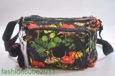 New With Tag Kipling RETH Shoulder Cross Body Bag HB6322 050 - Frondblack