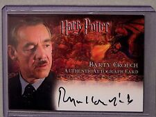 Harry Potter-GOF-Signature-Autograph Card-Roger Lloyd-Pack-Barty Crouch