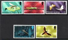 PITCAIRN ISLS MNH 1975 SG162-166 INSECTS SET OF 5