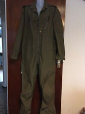 Mens AIRCREW ARMY AIR FORCE Khaki OVERALL's Fancy Dress Dance Party Wear