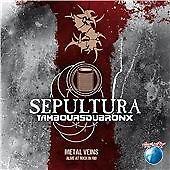 Sepultura - Metal Veins: Alive at Rock in Rio (2014)  CD  NEW/SEALED  SPEEDYPOST