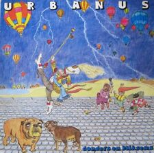 URBANUS - DONDERS EN BLIKSEMS - LP