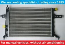 Vauxhall Radiators, without Classic Car Part