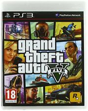 Grand Theft Auto V (GTA V) - PS3